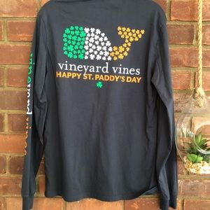 [Mens] Vineyard Vines St.Paddy's Day Shirt
